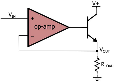 Op-Amp Output