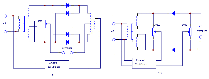 Figure 8. Differential Phase-sensitive Detection Circuit
