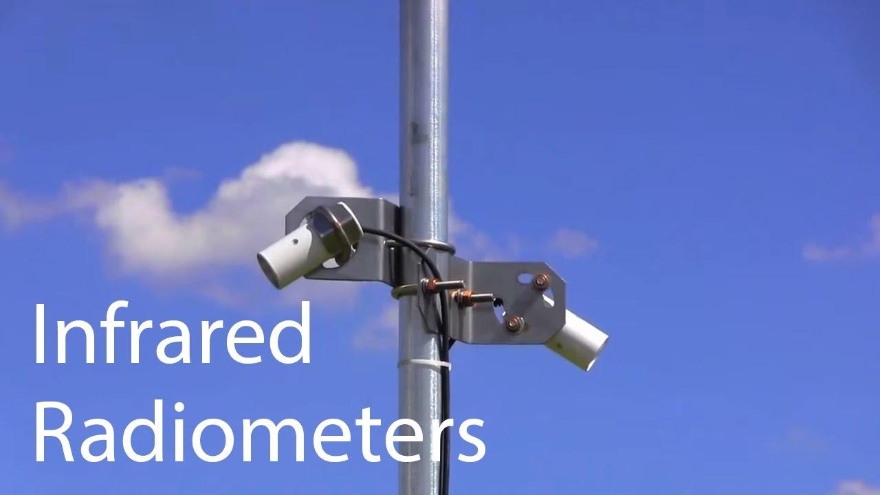 Infrared radiometer