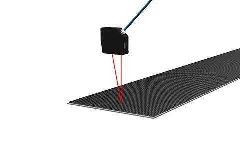 Application of Laser Displacement Sensor