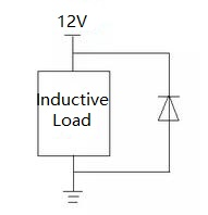 Flyback Diode in Relay Circuit