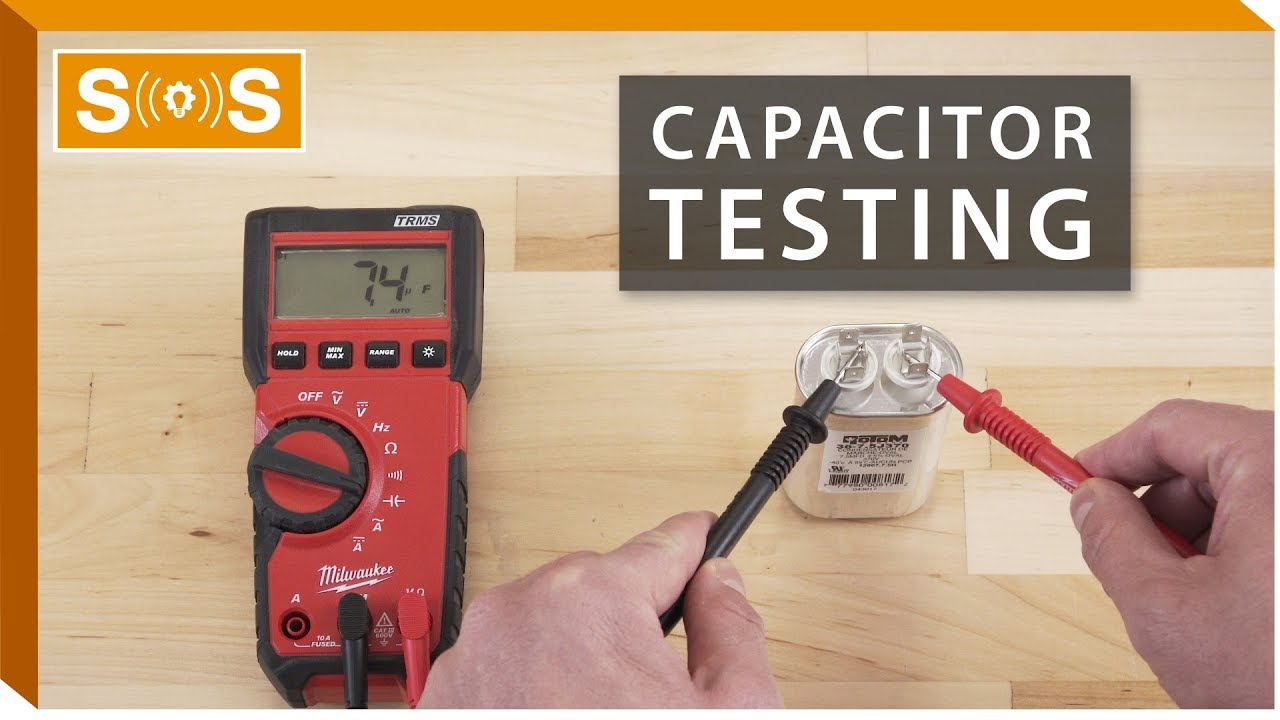Capacitor Testing