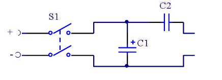 Circuit of Ripple Voltage Test
