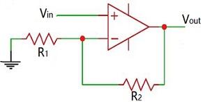 741 Op Amp Circuit