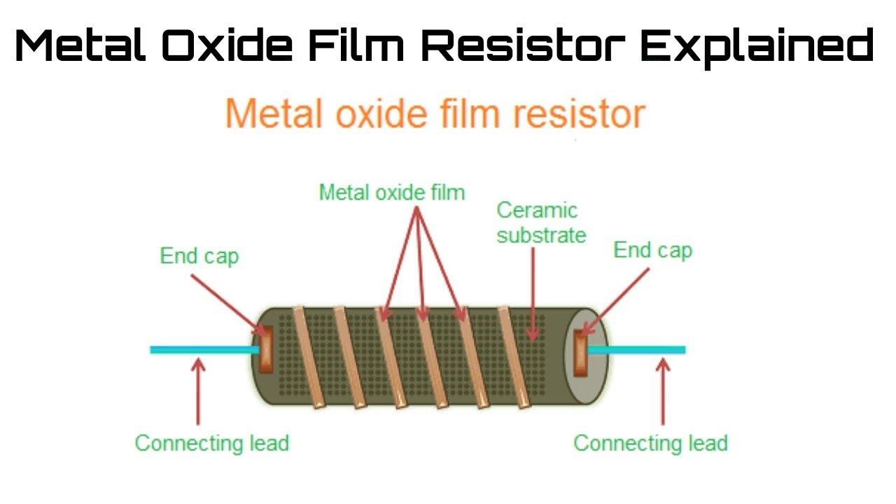 Metal Oxide Film Resistor