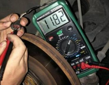 How to Test a Faulty Wheel Speed Sensor