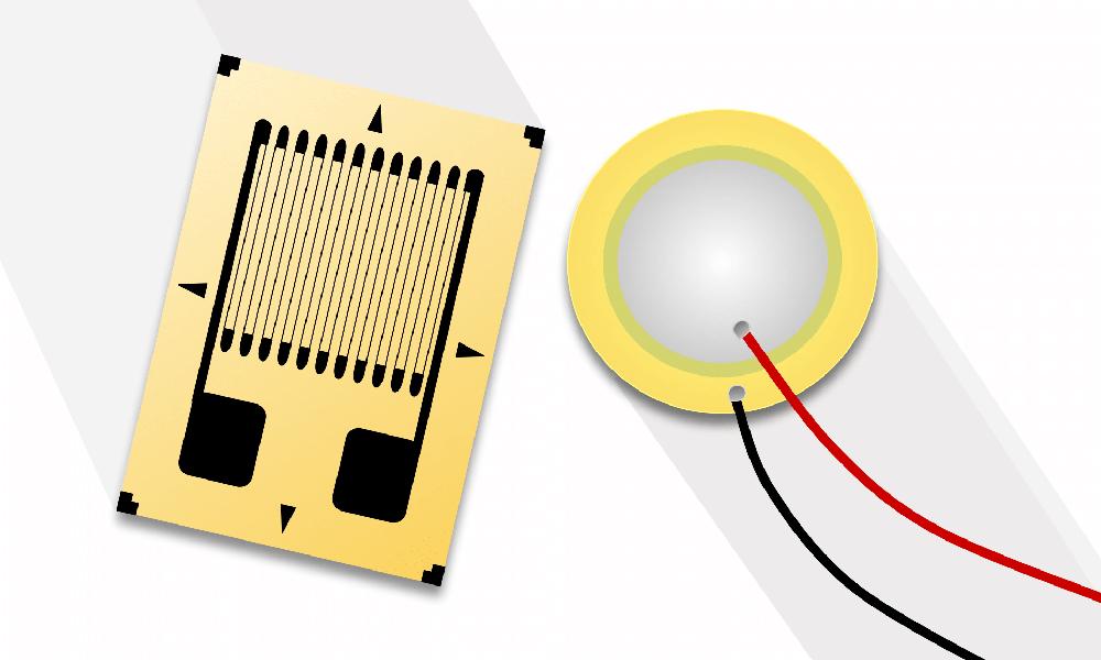 Piezoelectric sensors