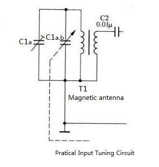 Pratical Input Tuning Circuit