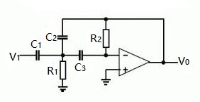 Multichannel Feedback High-pass Filter