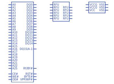 PC28F00AM29EWHA Symbol