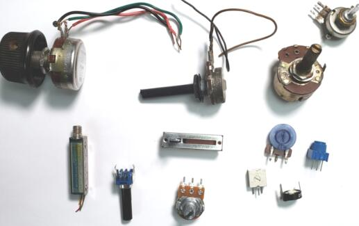 Different Types of  Potentiometer