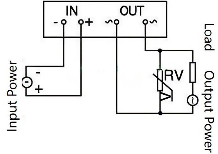 SSR Physical Wiring Diagram