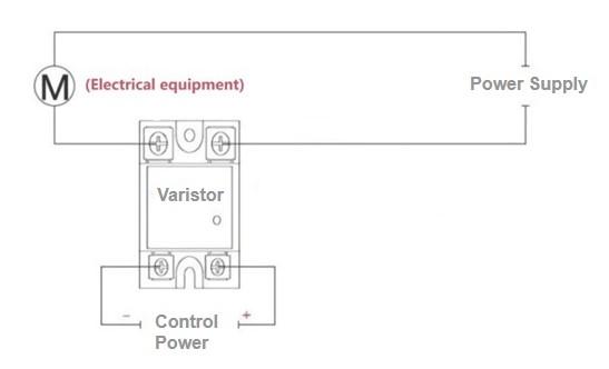 SSR Wiring Diagram