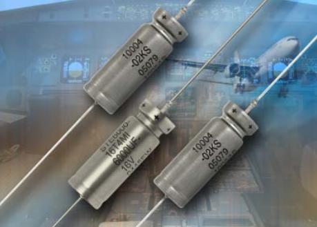 Wet Tantalum Capacitors