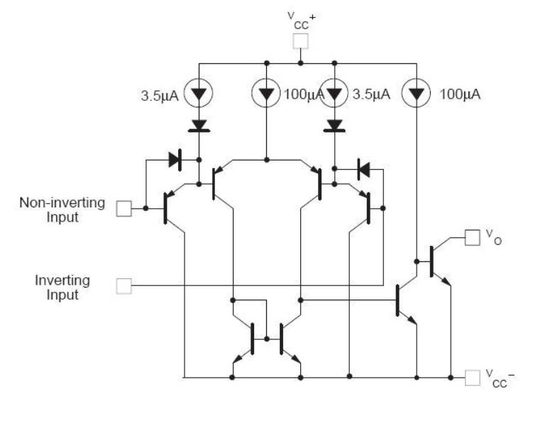LM339 circuit diagram