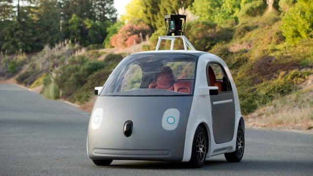 Google's Self-drving Car