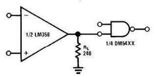 Transistor-Transistor-Logic (TTL) Drive Circuit
