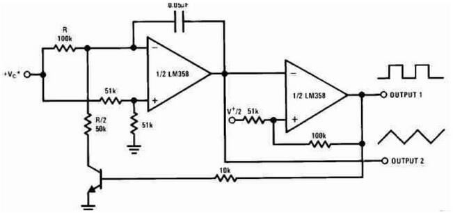 Voltage Controlled Oscillator VCO