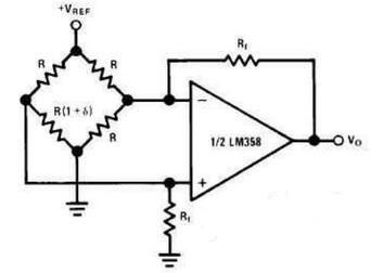 Bridge Current Amplifier