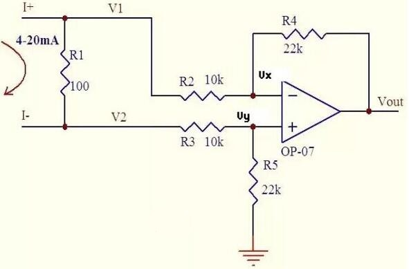 common amplifier circuit