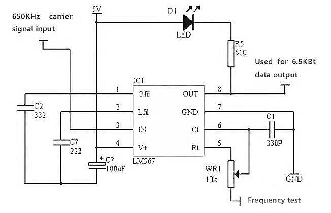 lm567  a detailed introduction to tone decoder