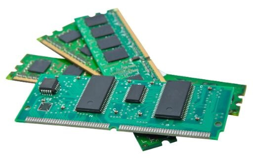computer memory image