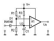 Monostable Trigger Circuit