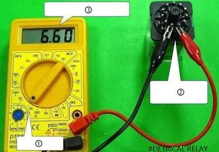 Control Coil Detection