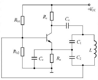 Capacitive Feedback Oscillator
