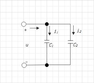 Parallel Connection of Capacitors