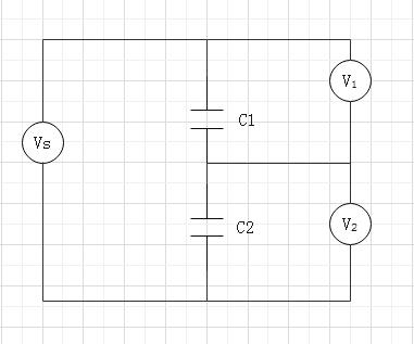 Series Connection of Capacitors