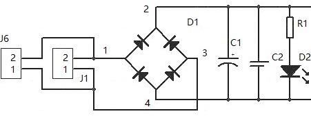rectifier filter circuit