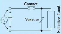 Varistor circuit