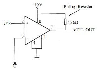 TLC311 comparator