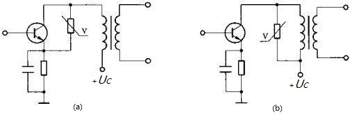 Transistor overvoltage protection circuit