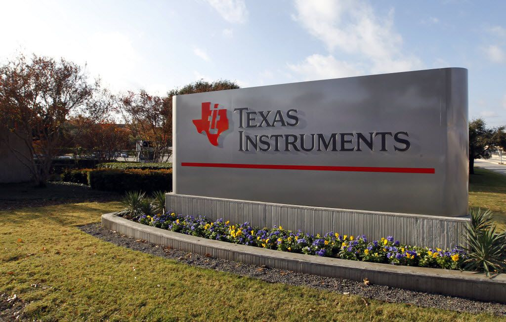 texas instruments location