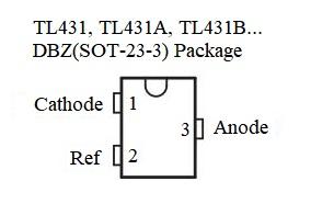 tl431 pinout