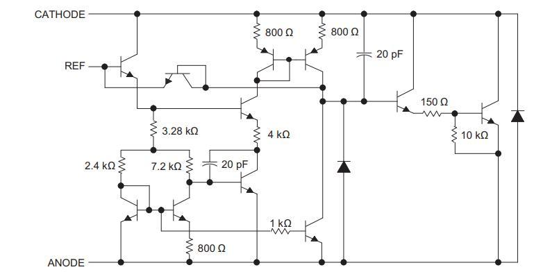 tl431 circuit