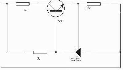 TL431 Circuit: Comparator
