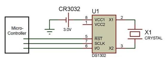 da1302 circuit