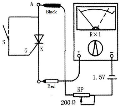 Detection ofTrigger Voltage