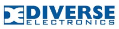 Diverse Electronics logo