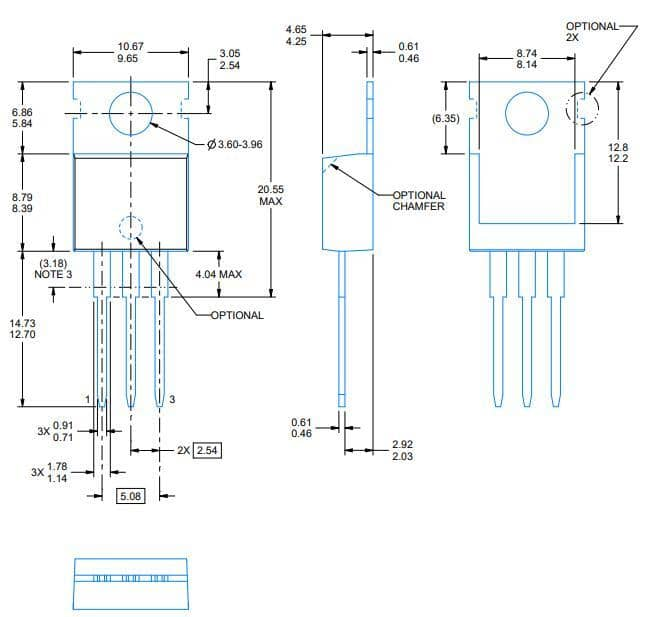 lm317 package
