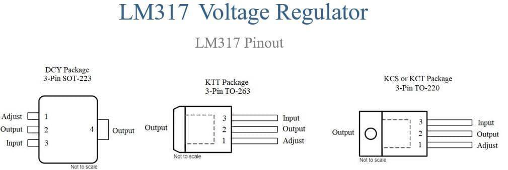 lm317 pinout
