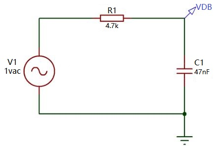 Passive Low Pass Filter
