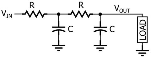 second-order filter circuit