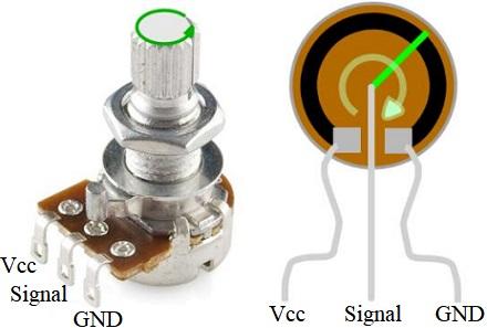 Potentiometer image