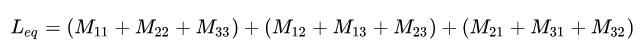equivalent series inductance formula