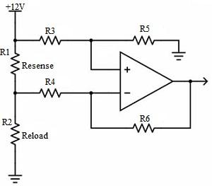 high-side current sensing amplifier