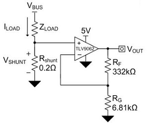 low-side current sensing ic